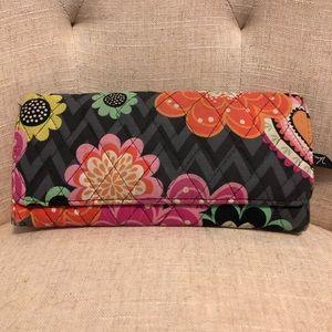 Fun colorful Vera Bradley Wallet